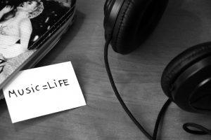 Muziek is herstel